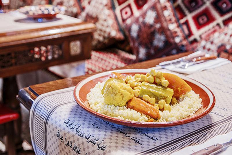 comida arabe, libanesa y marroqui. Cocina tradicional restaurante arabe barcelona